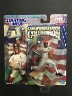 1999 SLU, Starting Lineup Cooperstown, Bob Gibson, Cardinals, MIP, w/ dome