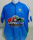 Colnago Gran Fondo San Diego 2011 Blue 1 2 Zip Cycling Jersey Size 2XL NWOT