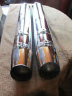 Harley Touring 4 Stock Mufflers 1998 2006 Impeccable Condition Used See Pic
