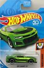 2018 Hot Wheels Super Treasure Hunt 2017 Camaro ZL1
