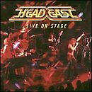 HEAD EAST - Live On Stage - CD - Original Recording Reissued Original NEW