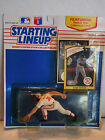 1990 Starting Lineup Wade Boggs Boston Red Sox Superstar Collectible - Kenner