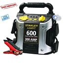 Battery Jump Starter Air Compressor Peak Amp Car Portable Power Charger Stanley