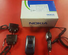 Cell Phone Nokia w Chargers 6085H
