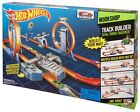 Hot Wheels Track Builder Total Turbo Takeover Track Set With A Two Way Booster