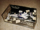Minichamps BMW Sauber F1.06 #17 Villeneuve - British GP 2006 - 1:43 - OVP