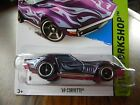 2014 TREASURE HUNT HIDDEN SUPER SECRET 69 CORVETTE RARE HOT WHEELS VHTF T