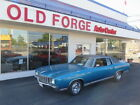 1972 Chevrolet Monte Carlo Classic Muscle Luxury