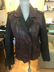 Micheal Kors Leather Jacket size L