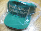 President Trump MAGA Hat Green St Patricks Day 2018 1 1000 Limited Edition