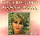 ANGELICA MARIA - Coleccion De Oro - 3 CD - Box Set - **Excellent Condition**