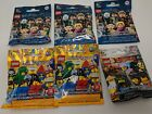 Lego Minirigures New Sealed Bag Lot Of 6. Harry Potter, Series 18, Ninjago