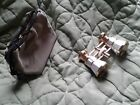 MOTHER OF PEARL  BRASS OPERA GLASSES HENRY BIRKS great condition