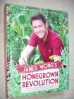 JAMES WONGS SIGNED COOK BOOK HOMEGROWN REVOLUTION