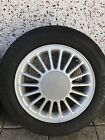 Saab Genuine Alloy Wheels 93 900 195 60 15 New Goodyear Tyres