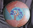 FINE Antique early 19th Century EDO PERIOD Superb JAPANESE Cloisonne CHARGER