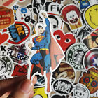 100 x Cartoon Stickers Graffiti Superme For Laptop Luggage Guitar Case Mixed Lot