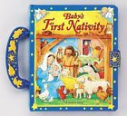 BABYS FIRST NATIVITY  FIRST BIBLE COLLECTION By Muff Singer BRAND NEW