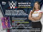 2018 TOPPS WWE WOMEN'S DIVISION Sealed Hobby Box