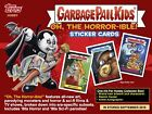 2018 Garbage Pail Kids Oh The Horror-ible! Sealed Collectors Box