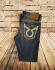 Big Star Vintage Buckle Pioneer Straight Leg Jeans Mens Size 31L