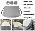 Winter Windscreen Snow Frost Cover For LAND ROVER RANGE ROVER AUTOBIOGRAPHY