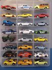 Lot Of 48 Different Loose 164 Hot Wheels MatchboxEtc Ford Vehicles w Mustangs