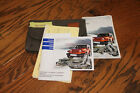 2011 Jeep Wrangler  owners manual with case Jee1253