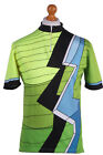 Retro Cycling Cycle Vintage Sport Race Jersey Shirt Multi Chest Size 44 CW0152