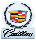 CADILLAC Cts escalade Cars 275 Sew Ironed On Badge Embroidery Applique Patch