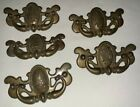 LOT 5 VINTAGE VICTORIAN DRAWER PULLS CANADA C-8 1988