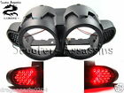 LED INTEGRAL EXTRA BRAKE LIGHTS in REAR COVER for YAMAHA BWS ZUMA 125