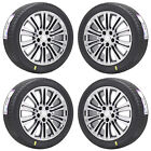 18 BUICK VERANO PVD CHROME WHEELS RIMS TIRES FACTORY OEM 2015 2016 2017 4112