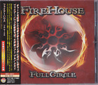 Firehouse Full Circle Japan CD Obi 2011 KICP-1589