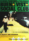 Buena Vista Social Club Wim Wenders JP Original Movie Poster 00173 17