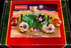 FISHER PRICE Little People LIL SHEPHERDS NATIVITY PLAY SET w Angel Dog Sheep