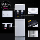 5 Gallon Hot Cold Water Cooler Dispenser Water Loading Safety Lock Home Top