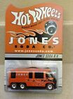HOT WHEELS JONES SODA LIMITED EDITION RV MOTORHOME DIECAST LIMITED TO 5000 MOC