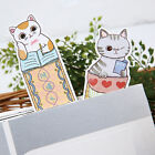 Bookmark 30 Pieces Package For Cats In Bookmark Paper Animal Gift Stationery