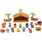 Fisher Price Little People A Christmas Story Nativity Playset Baby Jesus Mary