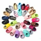 Tassels Baby Shoes PU Leather Child Toddler Footwear Casual Children Sneakers KZ