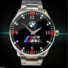 BMW E30 M3 LOGO MENS NEW HOT Sport Metal Watch #MA