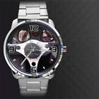 Renault Alpine A310 1980 New and Hot Steering Wheel Sport Metal Watch #MA
