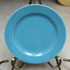Vintage Homer Laughlin Harlequin Bread & Butter Plate in Turquoise