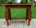 crafts desk library table antique