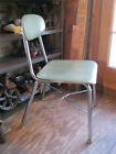 CHAIRS  VINTAGE  RETRO  MID CENTURY   INDUSTRIAL  CHROME  $25