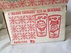 Vintage Continental Can Co  Christmas New Year 6