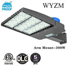 Led Parking Lot Light With Photocell 150w 300w 450w-800w Equiv. Dusk-to-dawn