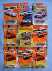 2008 2018 Matchbox Saphire 1971 Oldsmobile Vista Cruiser 10 Variations Rare Set