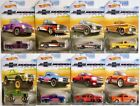 2018 Hot Wheels CHEVROLET TRUCKS 100 Years Walmart Exclusive 8 Piece Set New